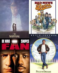 Baseball movies quiz