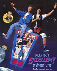 Bill and Ted's Excellent Adventure Trivia Quiz
