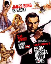 From Russia With Love quiz