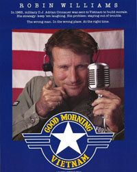 Good Morning Vietnam Trivia Quiz