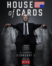House of Cards Season 1 Trivia Quiz