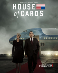 House of Cards, Season 3 Trivia Quiz