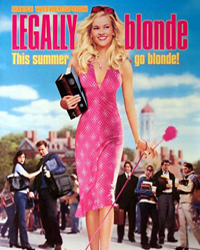 Legally Blonde quiz