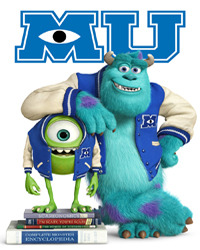 Monsters University Trivia Quiz