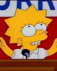 The Simpsons: Mr. Lisa Goes to Washington Trivia Quiz