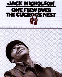 One Flew Over the Cuckoo's Nest  quiz
