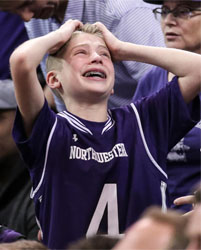 Little known fact: the refs actually called the technical foul on this kid.