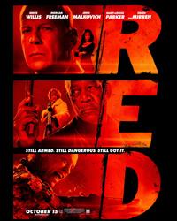 Red Movie Trivia Quiz