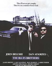 The Blues Brothers quiz