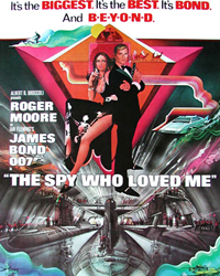 The Spy Who Loved Me quiz