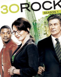 30 Rock, Season 1 (Hard)