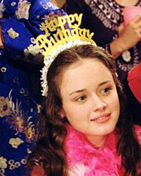 Gilmore Girls, S01E06: Rory's Birthday Parties