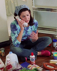 Gilmore Girls, S01E07: Kiss and Tell