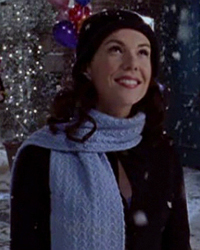 Gilmore Girls, S01E08: Love & War & Snow