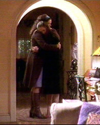 Gilmore Girls, S01E16: Star-Crossed Lovers and Other Strangers