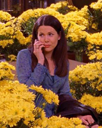 Gilmore Girls, S01E21: Love, Daisies and Troubadours