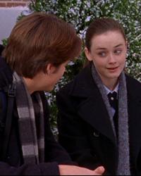 Gilmore Girls, S02E11: Secrets and Loans