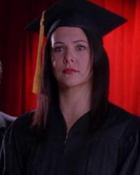 Gilmore Girls, S02E21: Lorelai's Graduation Day