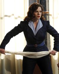 Marvel's Agent Carter, S01E08: Valediction