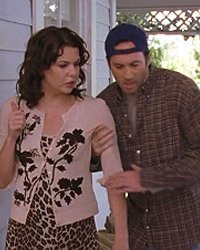 Gilmore Girls, S03E21: Here Comes the Son