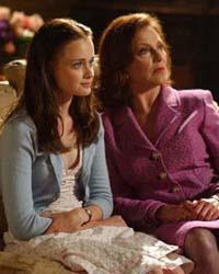 Gilmore Girls, S04E01: Ballrooms & Biscotti
