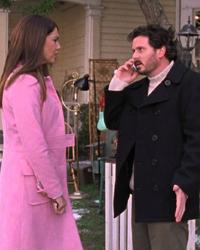 Gilmore Girls, S04E12: A Family Matter