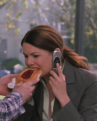 Gilmore Girls, S04E19: Afterboom