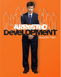 Arrested Development, Season 2 Episode 01:  The One Where Michael Leaves
