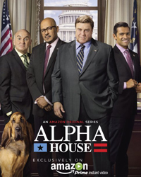 Alpha House, Season 1