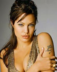 Angelina Jolie Trivia