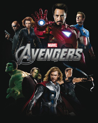 The Avengers (Easy Version)