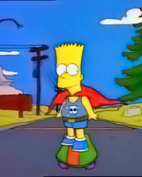 The Simpsons: Bart the Daredevil
