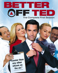 Better Off Ted, Season 1