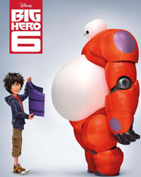 Big Hero 6, Part 1