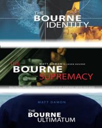 Bourne Franchise Screenshots