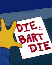 The Simpsons: Cape Feare