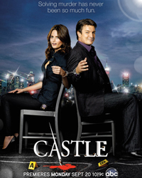 Castle: Season 3, Part 1