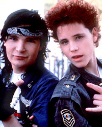 Corey Haim and/or Corey Feldman Movies