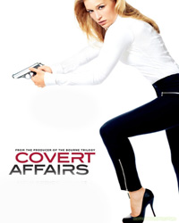 Covert Affairs, Season 1 Recap