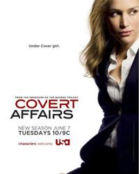 Covert Affairs Season 2 Recap, Part 1
