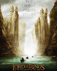 The Fellowship of the Ring (Part I)