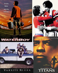 Football (in the) Movies