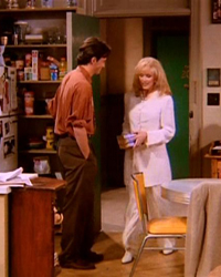 Friends, Season 1 Episode 11: The One with Mrs. Bing