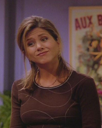 Friends, Season 1 Episode 18: The One with All the Poker