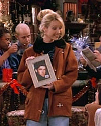 Friends, S02E09: The One with Phoebe's Dad