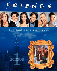 Friends: Season 1 Recap