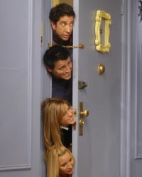 Friends Thanksgiving Episodes Part II