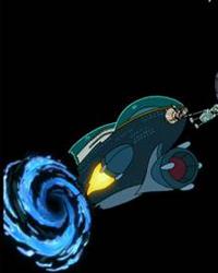 Futurama, Season 1 Episode 10:  A Flight to Remember