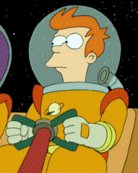 Futurama, Season 1 Episode 02: The Series Has Landed