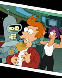 Futurama, Season 1 Episode 05: Fear of a Bot Planet